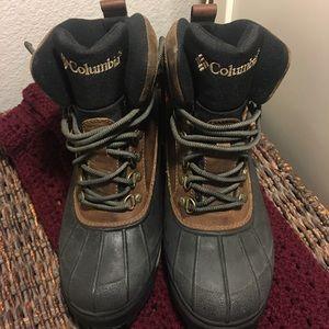 Columbia Thermolite Thin Insulation Snowboots 10
